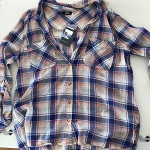 Urban Outfitter BDG Flannel Shirt